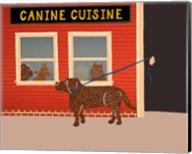 Canine Cusine Choc Fine-Art Print