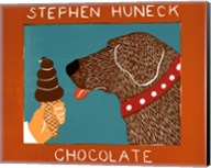 Chocolate Chocolate Dog Fine-Art Print