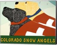 Colorado Snow Angels Fine-Art Print