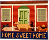 Home Sweet Home II Fine-Art Print