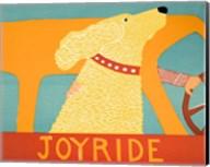Joyride Yellow Fine-Art Print