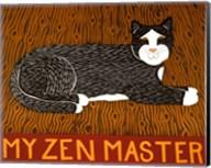 My Zen Master Fine-Art Print