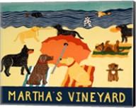 Ocean Ave Martha's Vineyard Fine-Art Print