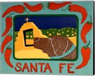 Santa Fe Choc Fine-Art Print