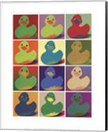 Pop Art Ducky Fine-Art Print