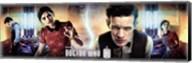 Doctor Who - Centre of The Tardi Fine-Art Print