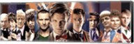 Doctor Who - The Doctors Fine-Art Print