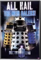Doctor Who - All Hail The New Daleks Fine-Art Print