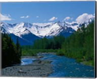 Chugach Mountains, Alaska Fine-Art Print