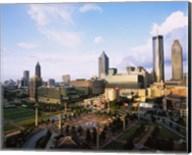 Centennial Olympic Park, Atlanta, Georgia Fine-Art Print