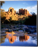 Cathedral Rock, Sedona, AZ Fine-Art Print