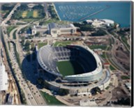 Soldier Field, Chicago, Illinois Fine-Art Print