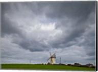 Ballycopeland Windmill, built circa 1800 and still working, Millsile, County Down, Ireland Fine-Art Print