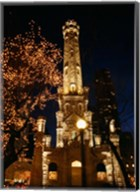 Old Water Tower, Chicago, Illinois Fine-Art Print