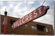 Sign in Hillcrest, San Diego, California Fine-Art Print