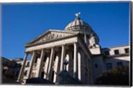 Mississippi State Capitol, Jackson, Hinds County, Mississippi Fine-Art Print