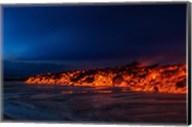 Glowing Lava, Iceland Fine-Art Print
