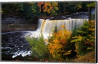 Tahquamenon Falls, Michigan Fine-Art Print
