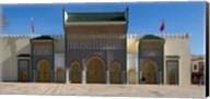 Dar-el-Makhzen, Fes, Morocco Fine-Art Print