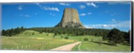 Wyoming, Devils Tower National Monument Fine-Art Print