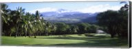 Makena Golf Course, Maui, Hawaii Fine-Art Print