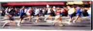 Marathon, New York City Fine-Art Print