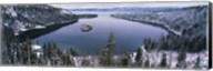 Emerald Bay, Lake Tahoe, CA Fine-Art Print