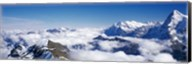 Swiss Alps, Switzerland (close-up) Fine-Art Print