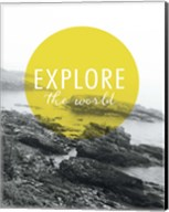 Explore the World Fine-Art Print