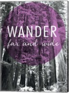 Wander Far and Wide Fine-Art Print