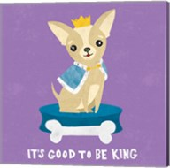 Good Dogs Chihuahua Bright Fine-Art Print