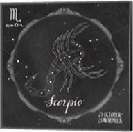 Night Sky Scorpio Fine-Art Print