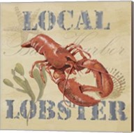 Wild Caught Lobster Fine-Art Print