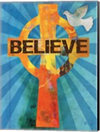 Believe Confirmation 2 Fine-Art Print