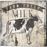 Farm Fresh Milk Fine-Art Print