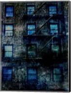 Resident Blue Fine-Art Print