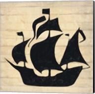 Ship Fine-Art Print