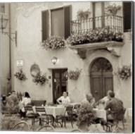 Tuscany Caffe VI Fine-Art Print
