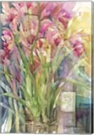 Orchid Gathering Fine-Art Print