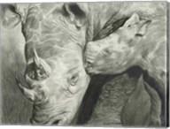 Rhino Love Fine-Art Print