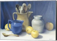 Blue Pitcher Fine-Art Print