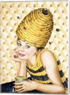 Bee-Hive Hairdo Fine-Art Print