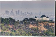 Griffith Over LA Fine-Art Print
