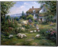 Home Sheep Home Fine-Art Print