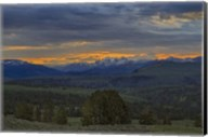 Yellowstone Sunrise Fine-Art Print