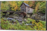Grist Mill Fall 2013 1 Fine-Art Print