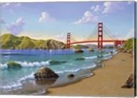 Golden Gate, CA 1940 Fine-Art Print