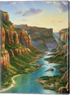 Colorado River - Grand Canyon Fine-Art Print