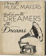 Dreamers Fine-Art Print