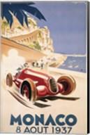 Monaco August Fine-Art Print